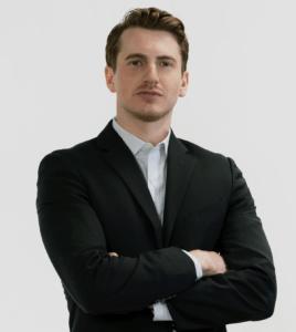 Dylan F Vandemark Consultant and Development Headshot