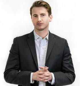 Dylan F. Vandemark Consultant Headshot